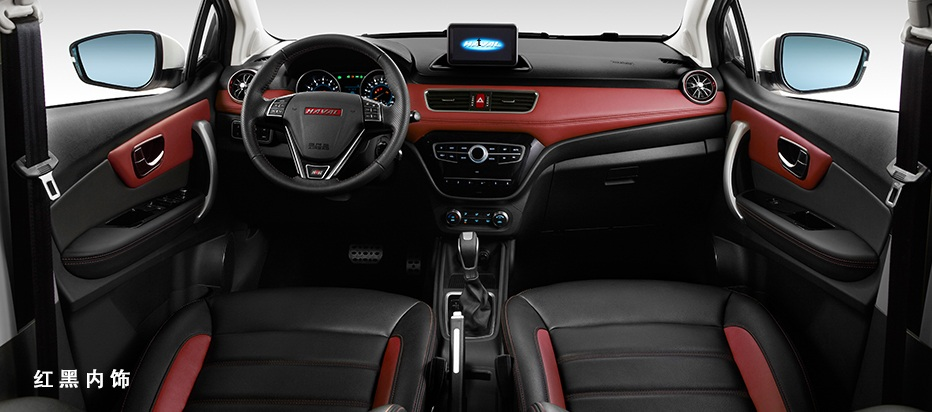 Great-Wall-Haval-H1-interior