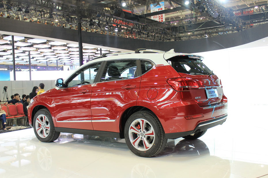 Great-Wall-Haval-H2-2014-2015-profile-1