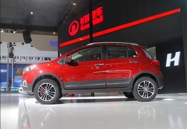 Great Wall Haval H1_4