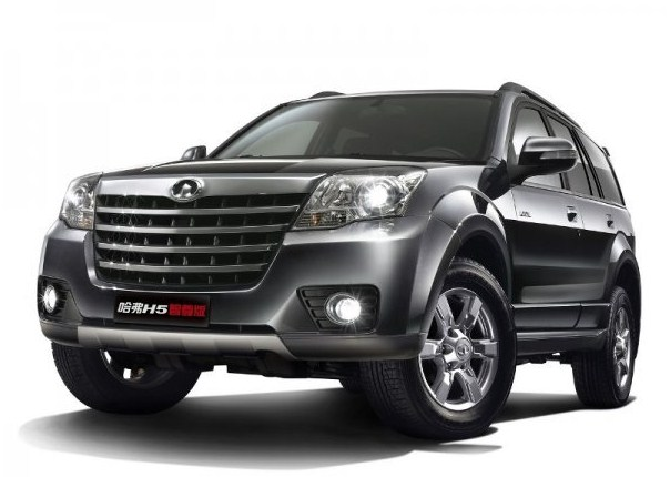 Great Wall Haval H5_4